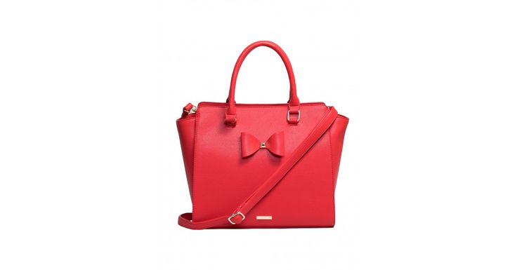 Review Australia - Seraphina Bag Red