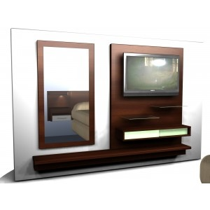 26 best images about tv stands samples on pinterest for Dormitorio principal m6 deco