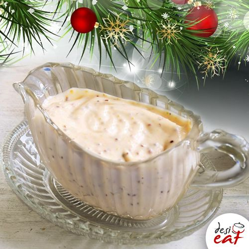 Few foodie fans requested recipe for any sauce for the grand Christmas celebrations. So, here it is Fish Mayo, http://bit.ly/DesiEatFishMayo , by Alice Gracias.  If you are serving it in a fish-shaped plate, put a peppercorn to represent the eye of the fish.  #christmasrecipes  #Christmasfood #Christmas2017 #Torontofoodie #Christmasiscoming #BlogTO  #fishmayo #easytomakerecipes