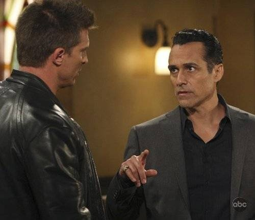 Sonny Corinthos and Jason Morgan being mobsters on GH