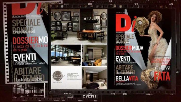 DONNA IMPRESA MAGAZINE winter/spring 2012/2013 by Bruno Baldassarri Port...