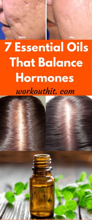 7 ESSENTIAL OILS THAT BALANCE HORMONES & HOW TO USE THEM - Workout Hit