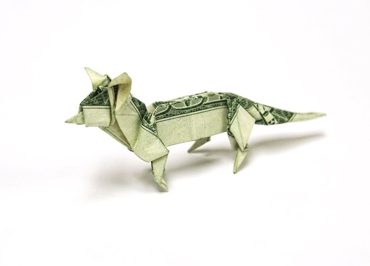Money Origami | iGNANT