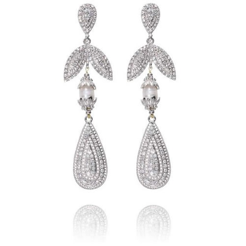 French Lace Earrings by Samantha Wills