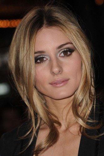 Olivia Palermo's eye makeup and hair cut, love!