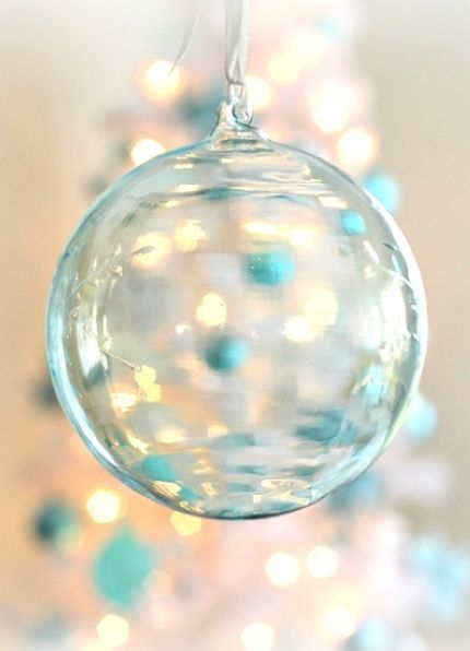 138 best Coastal Blue & White Christmas images on Pinterest ...