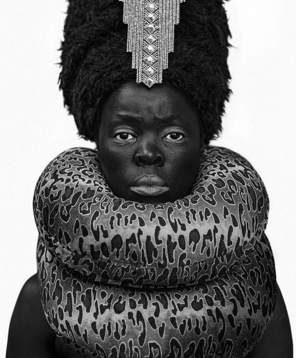 Zanele Muholi, Xiniwe at Cassilhaus, North Carolina, 2016 , Yancey Richardson Gallery
