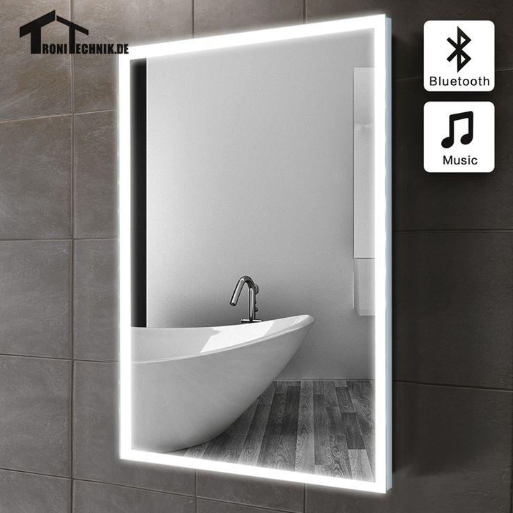 Badezimmerspiegel Mit Led Beleuchtung. Die Besten 25+
