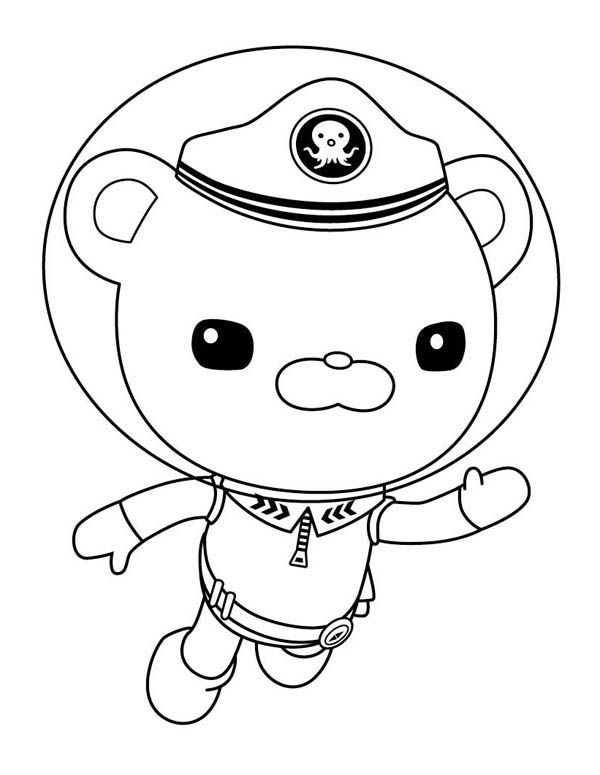 Octonauts Coloring Pages | Free coloring sheets, Coloring ...