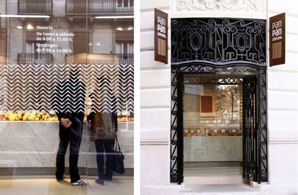 Panpan atelier artisan bakery chain in valencia spain - Atelier valencia ...