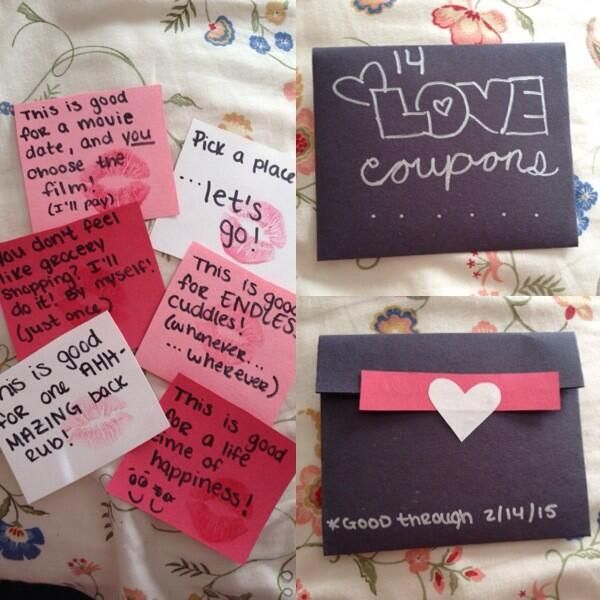 Part of the diy valentine gift i made for my boyfriend Valentines gift for boyfriend