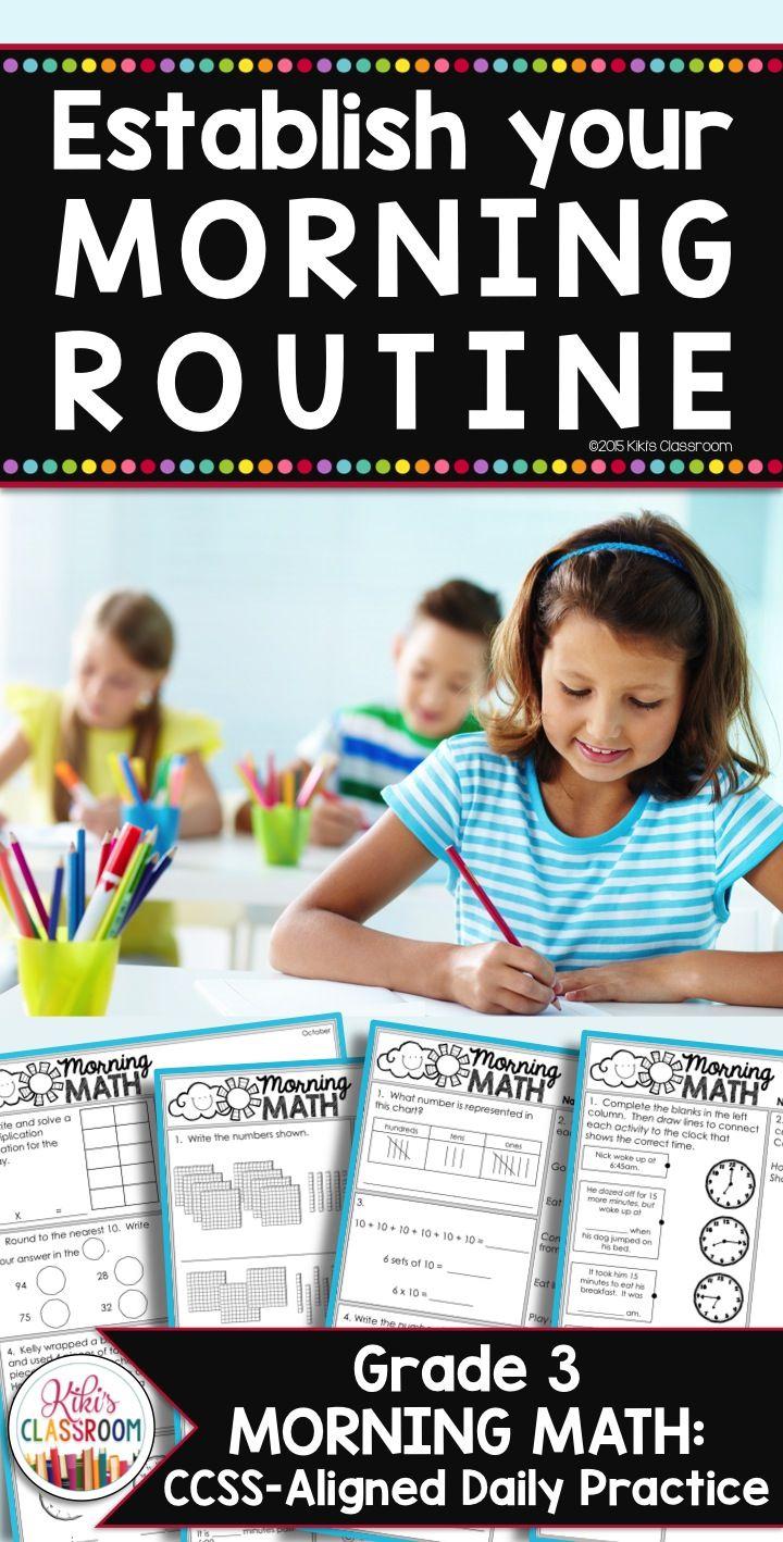date third grade homework