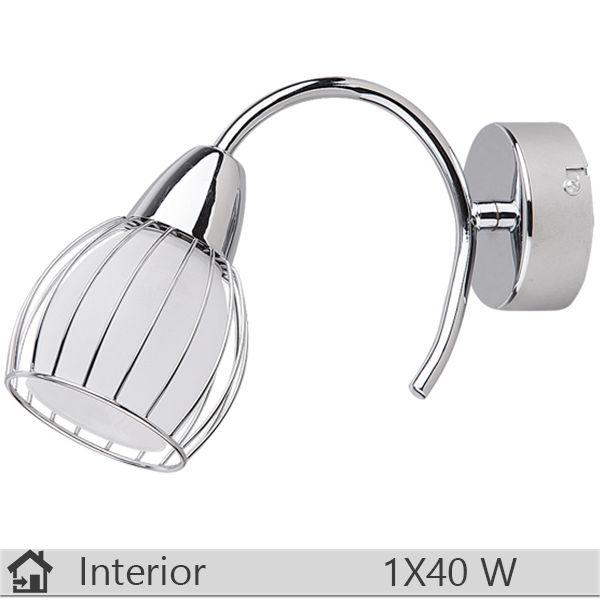 Aplica iluminat decorativ interior Rabalux, gama Orient, model 2041 http://www.etbm.ro/rabalux