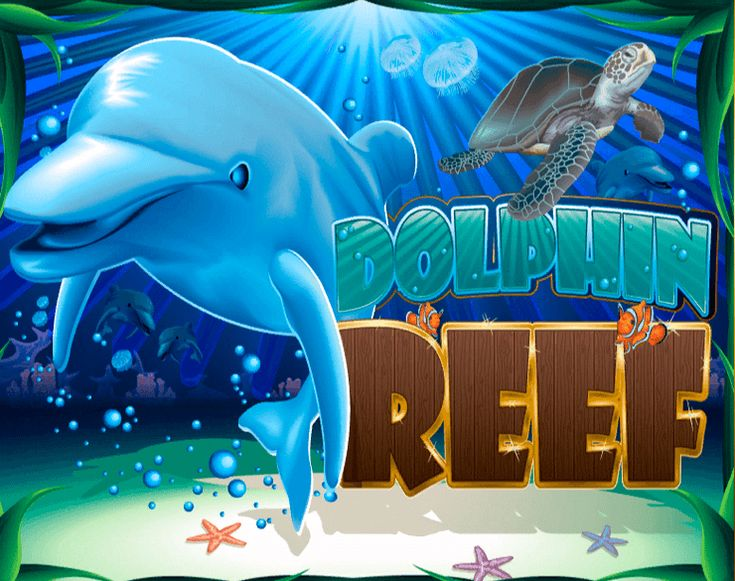Dolphin Reef free #slot_machine #game presented by www.Slotozilla.com - World's biggest source of #free_slots where you can play slots for fun, free of charge, instantly online (no download or registration required) . So, spin some reels at Slotozilla! Dolphin Reef slots direct link: http://www.slotozilla.com/free-slots/dolphin-reef-2