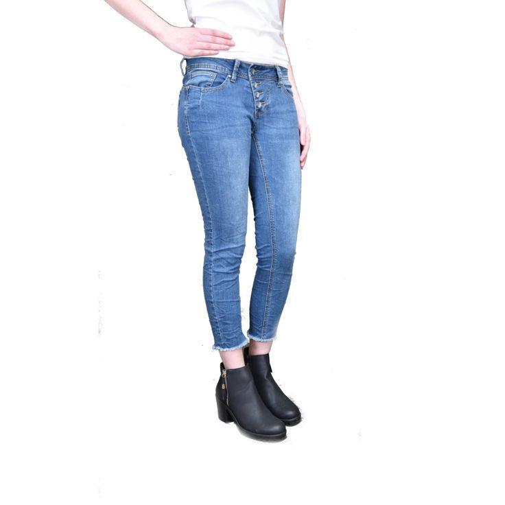 Räumungspreis genießen neueste Art von wähle authentisch Jeans von Buena Vista Malibu J5001-102 3334 Damenjeans Stretch ...