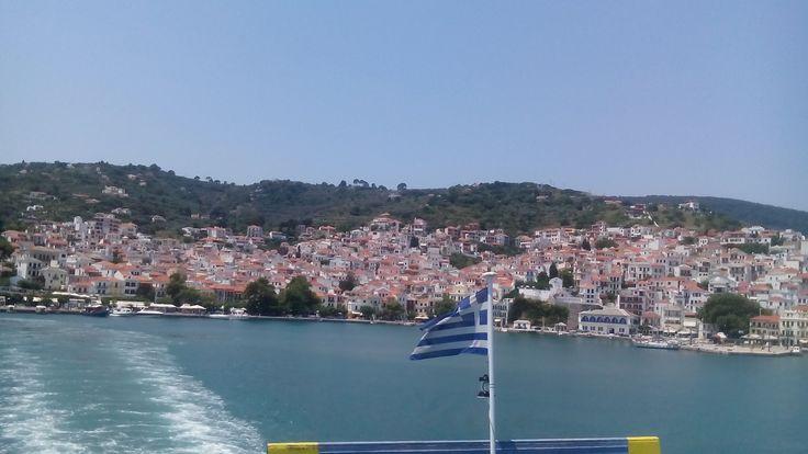 Goodbye Skopelos! I'm gonna come back soon! <3