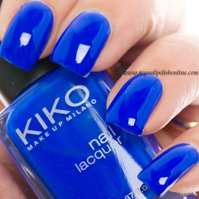 Blue Nail Polish Names: 49 Best Images About Kiko On Pinterest