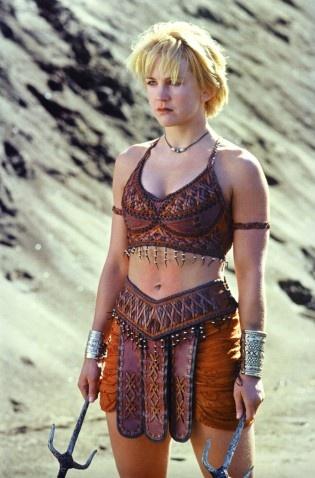 Gabrielle in Xena: Warrior Princess