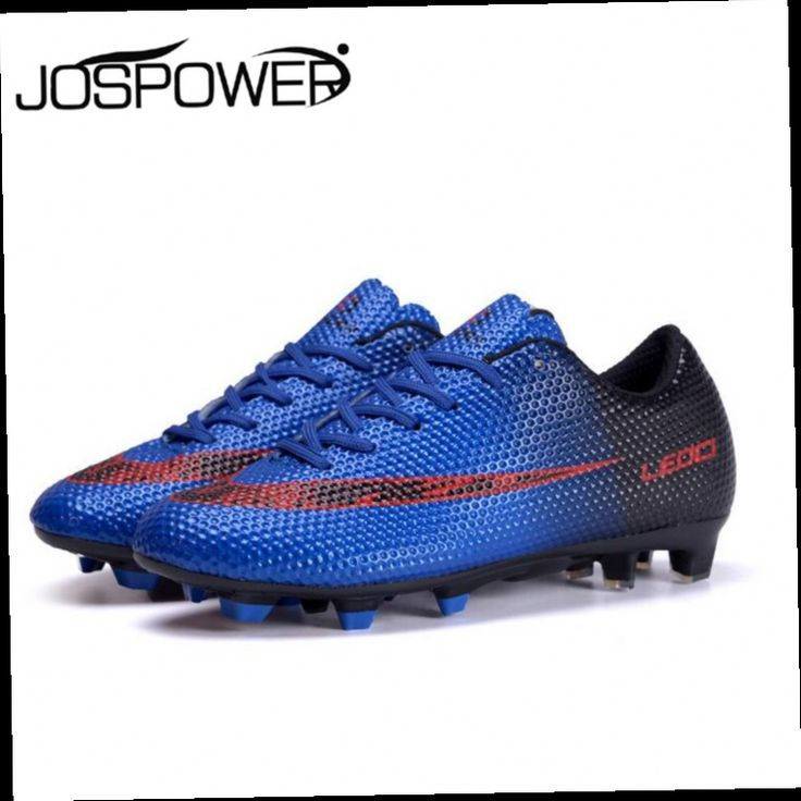 44.22$  Buy now - http://alidar.worldwells.pw/go.php?t=32759276901 - New Football Shoes Men Soccer Cleats For Adults Turf Football For Kids Football Boots Male Soccer Shoes Male Chuteira Futebol