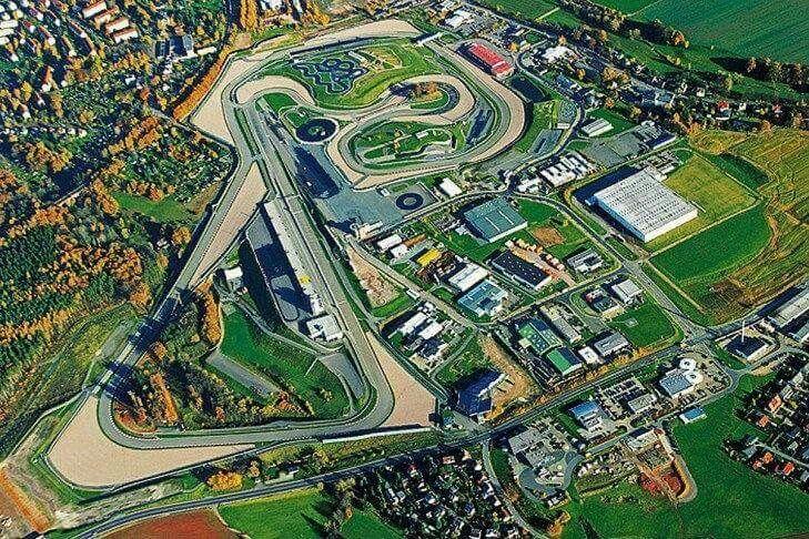 Circuit Sachsenring