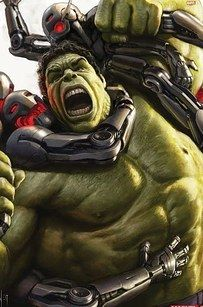 """First Footage From """"The Avengers: Age Of Ultron"""" Depicts The Birth Of The Robotic Villain- The Hulk"""