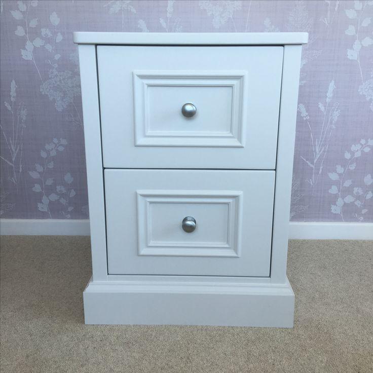 Bedroom Furniture-Bedside tables by Cabinet Maker 'Gill Martinez' Manchester, England. Bespoke Furniture.