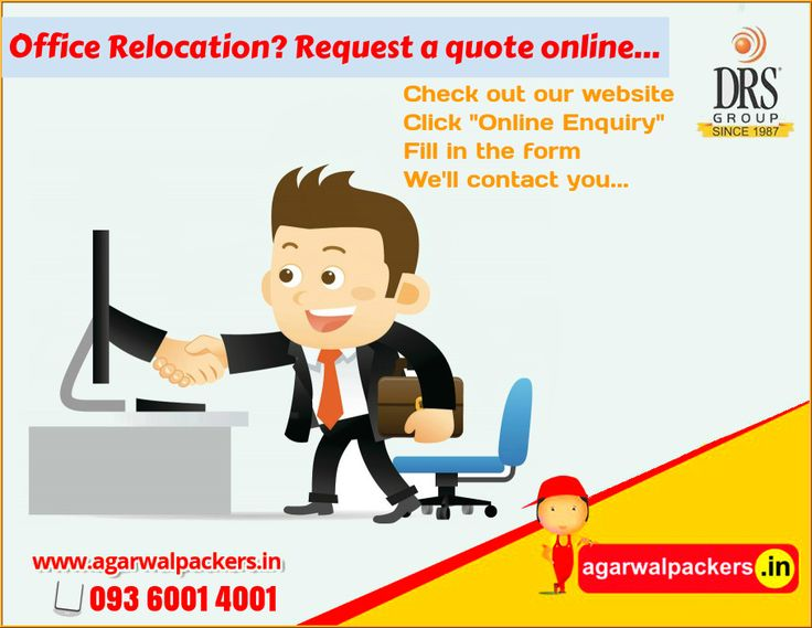 Office Relocation? Call us Now..! We offer top tier office moving services, for large scale and small scale companies alike. Visit us: http://www.agarwalpackers.in/ #homeshifting #easilyrelocate #stressfree #LocalShifting #ParcelService#CorporateRelocation #StorageFacility #Warehouse#agarwalpackersandmovers #packers #movers #packing #transportation#india