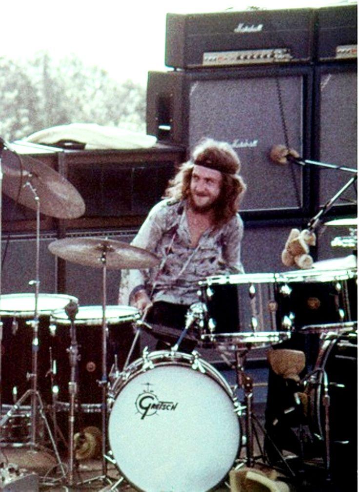 """John Ronald """"Mitch"""" Mitchell - 9 July 1946 – 12 November 2008"""