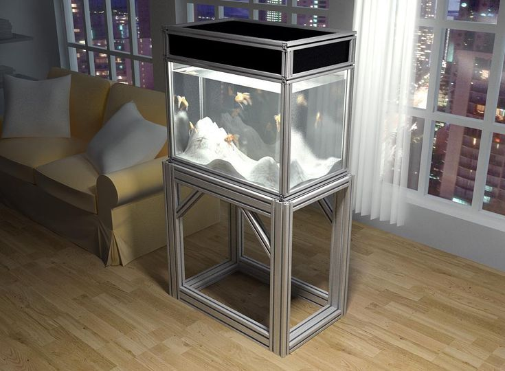 Aquarium ideas 290 pinterest custom aquarium stand designs voltagebd Images