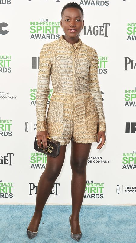 Celebrity Trend: Jumpsuits - Lupita Nyong'o from #InStyle