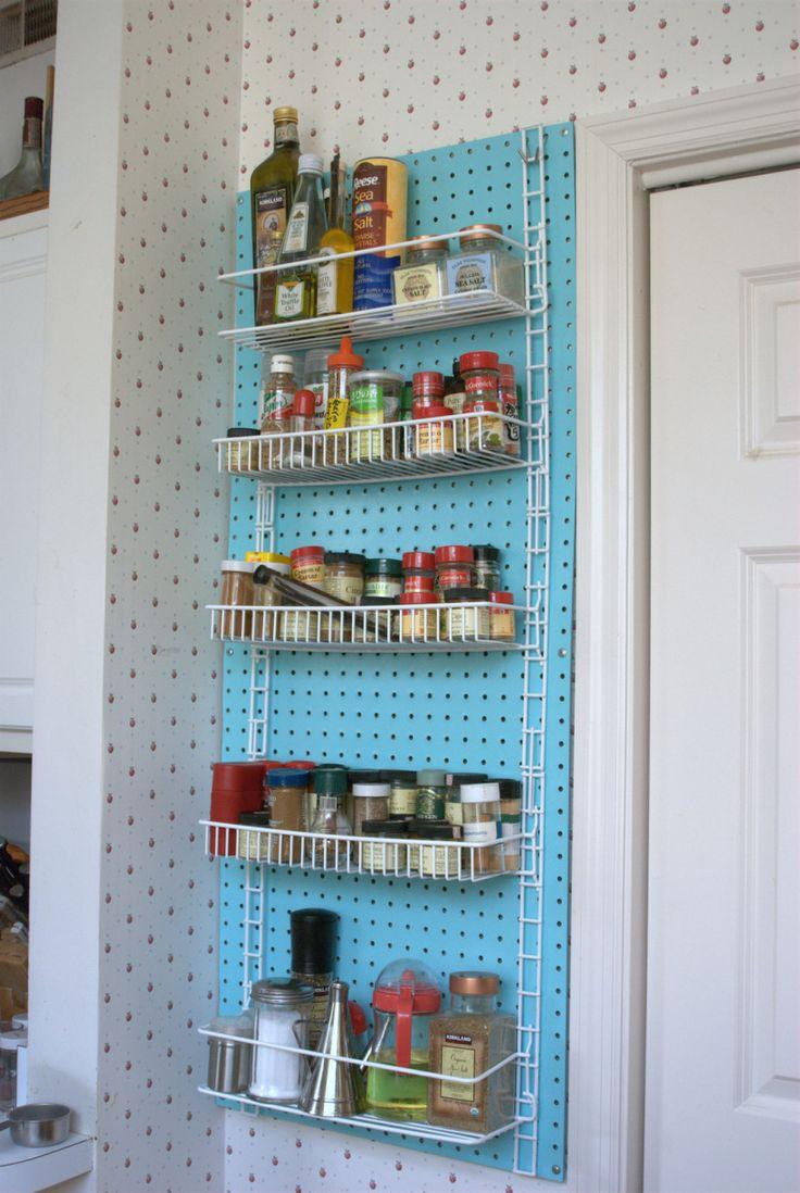 15 best Spice Storage images on Pinterest | Organization ideas ...