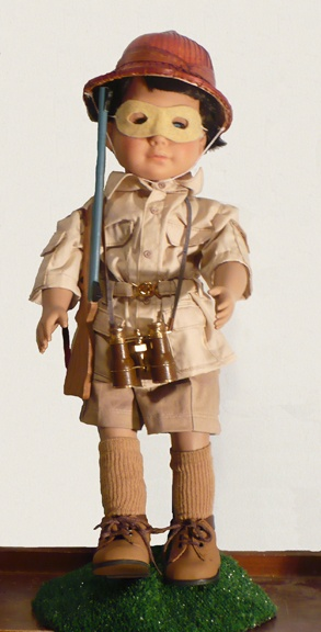Zoologist Costume For Kids