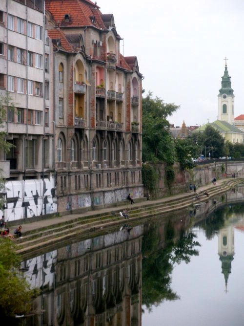 Oradea, Romania. I lived here for 2 years!!