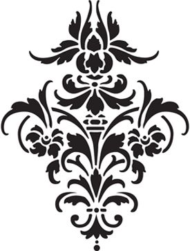 Beau Furniture Stencils Templates Designs. Furniture Stencil 88 Best Stencil  Images On Pinterest Erflies Silhouettes And