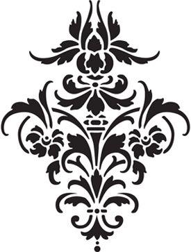 Furniture Stencil