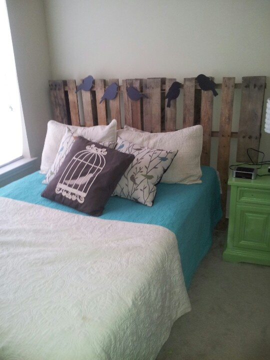My Homemade Headboard Cute Ideas For Apartment