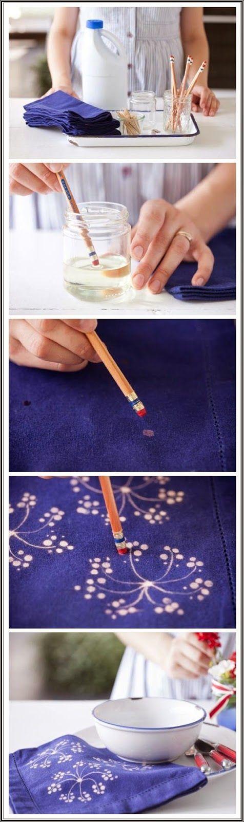 Artesanato na Pratica: Veja como é fácil transformar seus jeans