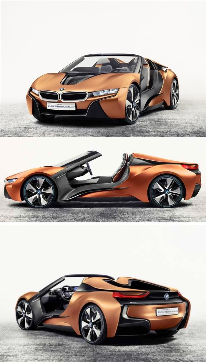 Bmw i8 roadster launch scheduled in 2017