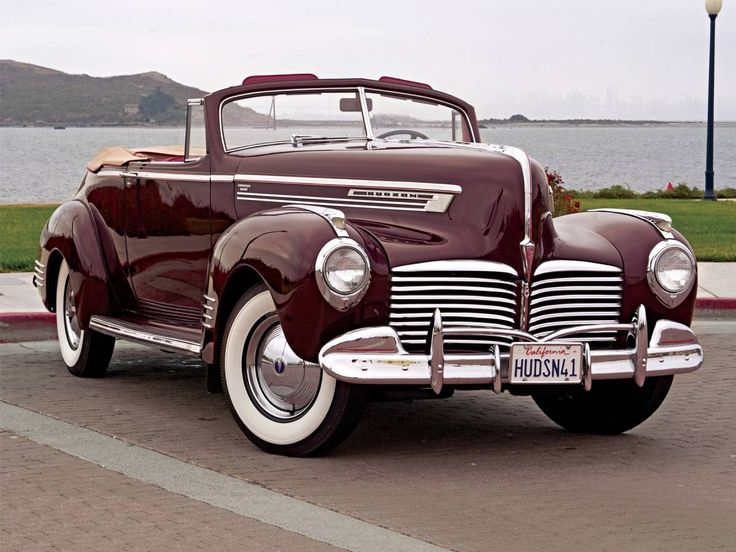 Best Hudsons Images On Pinterest Vintage Cars Antique Cars