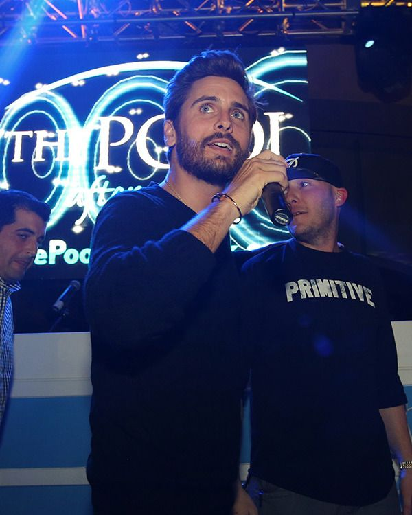 Scott Disick Checks Into Rehab: 'My Issues Are Bigger Than Me'
