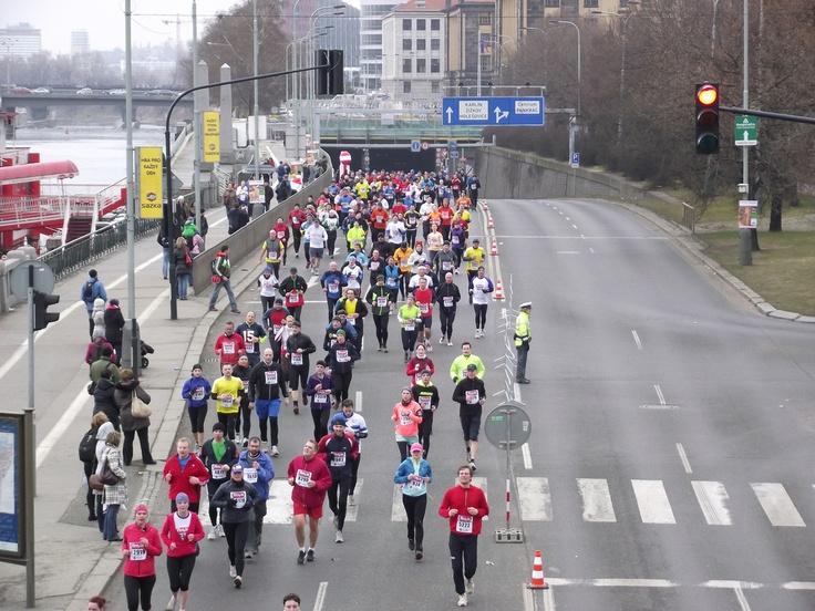 Hervis 1/2 Marathon 2013