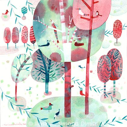 illusimi : happy trees