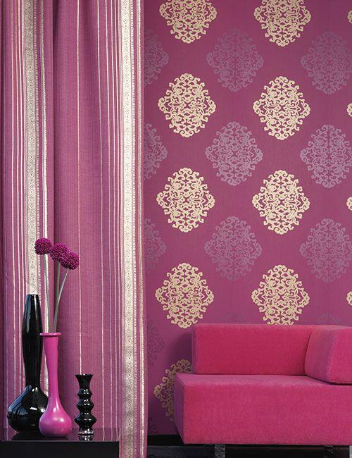 25 best ideas about magenta walls on pinterest oriental bedroom magenta bedrooms and pink. Black Bedroom Furniture Sets. Home Design Ideas
