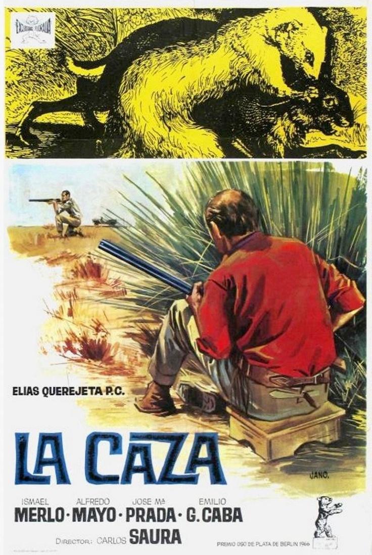 La Caza DVD ESP SAU