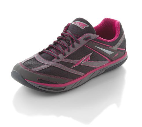 Altra Provision gives you the wearer better stability by adding a firmer  midsole.