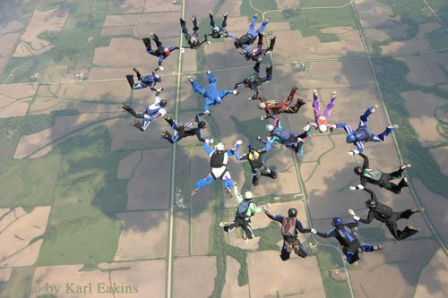 Skydive Iowa ::: Home & News