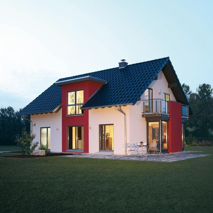 25 besten musterh user bilder auf pinterest fertighaus bauen musterhaus und berlin. Black Bedroom Furniture Sets. Home Design Ideas
