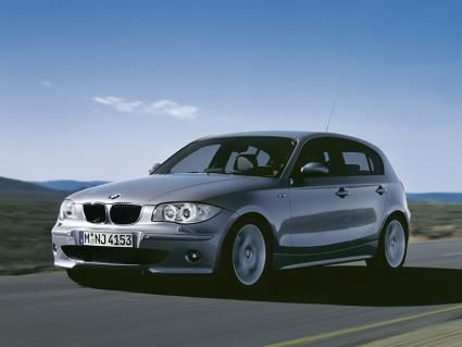 The BMW 1 Series is a series of compact luxury cars manufactured by the German automaker BMW since 2004. Successor to the BMW Compact.