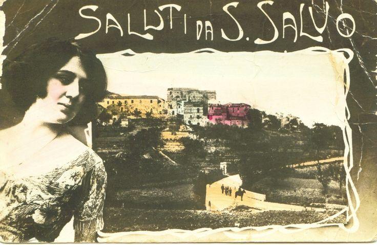 Il panorama di San Salvo anni '20