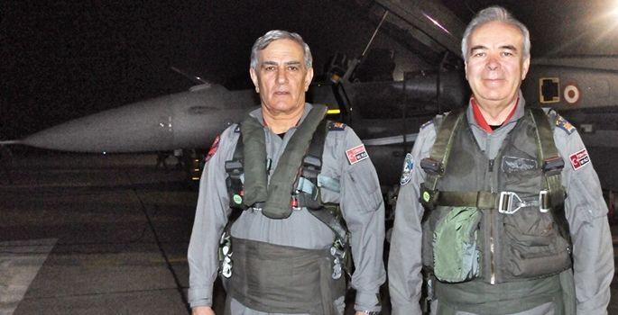 Hava Kuvvetleri'nde bir ilk